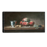 MasterPiece Painting - Jean Simeon Chardin French Still Life