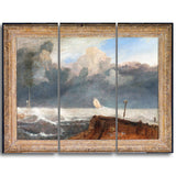 MasterPiece Painting - JMW Turner Port Ruysdael