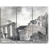 MasterPiece Painting - John Constable Ruin of St. Botolph's Priory