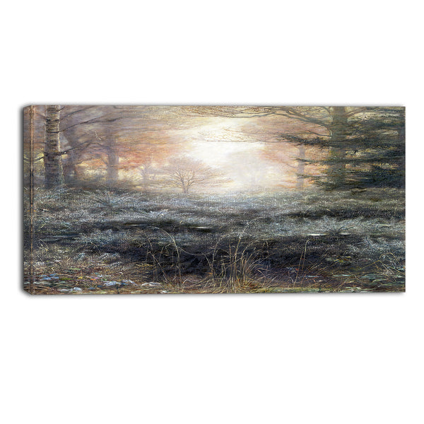 MasterPiece Painting - John Everett Millais Dew Drenched Furze