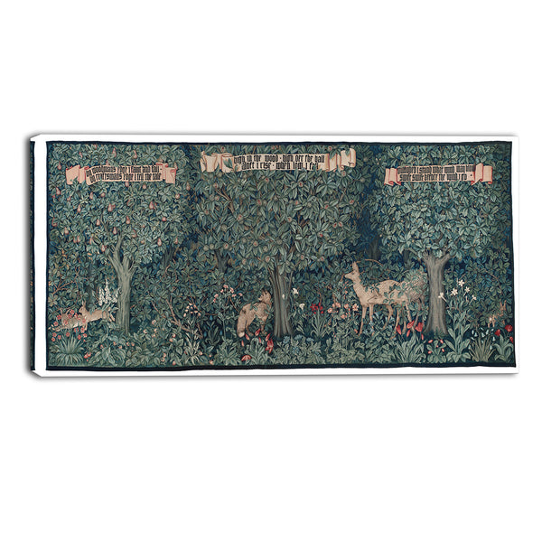 MasterPiece Painting - John Henry Dearle Tapestry