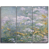 MasterPiece Painting - John Henry Twachtman Meadow Flowers