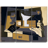 MasterPiece Painting - Juan Gris Coffee Grinder