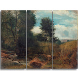 MasterPiece Painting - Lionel Constable View on the River Sid near Sidmouth
