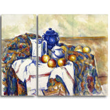 MasterPiece Painting - Paul Cezanne Still Life with Blue Pot