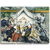 MasterPiece Painting - Paul Cezanne The Eternal Feminine