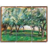MasterPiece Painting - Paul Cezanne Farm in Normandy