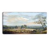 MasterPiece Painting - Paul Sandby A Distance View of Maidstone