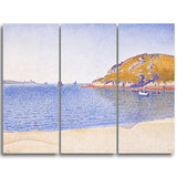 MasterPiece Painting - Paul Signac Port of Sant Cast