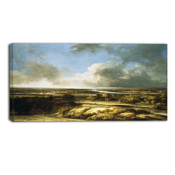 MasterPiece Painting - Philips Koninck A Panoramic Landscape