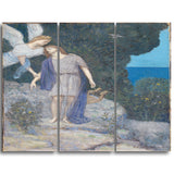 MasterPiece Painting - Pierre C. Puvis de Chavannes The Poet