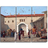 MasterPiece Painting - Richard Dadd Caravanserai at Mylasa in Asia Minor
