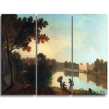 MasterPiece Painting - Richard Wilson Wilton House from the Southeast