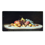 MasterPiece Painting - Robert Seldon Dunc Still Life with Fruit and Nuts