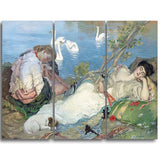 MasterPiece Painting - Rupert Bunny Endormies