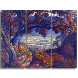 MasterPiece Painting - Samuel Palmer The Weald of Kent