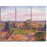 MasterPiece Painting - Spencer Frederick An Extensive Landscape in Yorkshire
