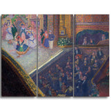 MasterPiece Painting - Spencer Frederick Ballet Scene from