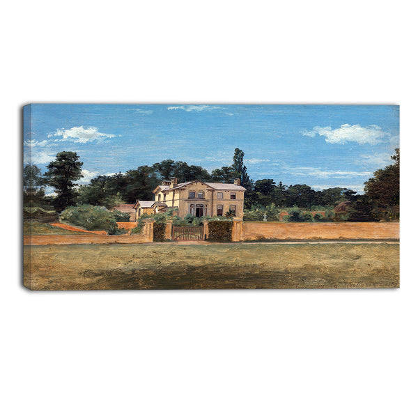 MasterPiece Painting - Thomas Churchyard House in Woodbridge, Suffolk