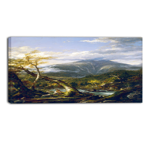 MasterPiece Painting - Thomas Cole Indian Pass