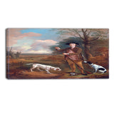 MasterPiece Painting - Thomas Gainsborouh Major John Dade