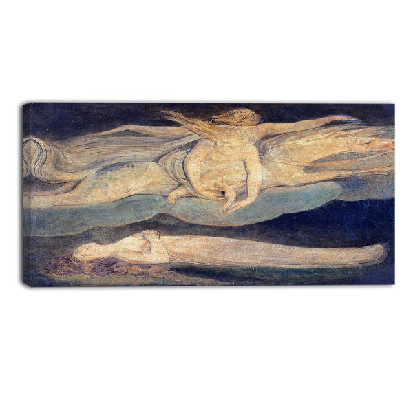 MasterPiece Painting - William Blake Pity