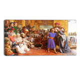 MasterPiece Painting - William Holman The Finding of the Saviour in the Temple