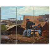 MasterPiece Painting - Winslow Homer Home, Sweet Home