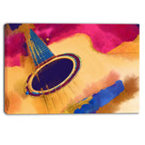 listen to the colorful music music canvas artwork PT6018