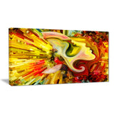 beyond inner paint abstract canvas artwork PT6044
