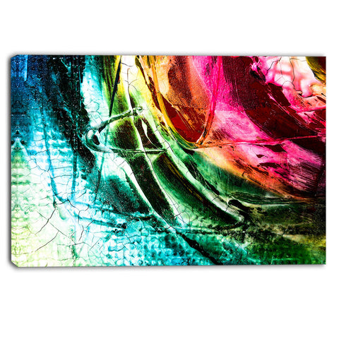 abstract buddha buddhism abstract canvas art print PT6118