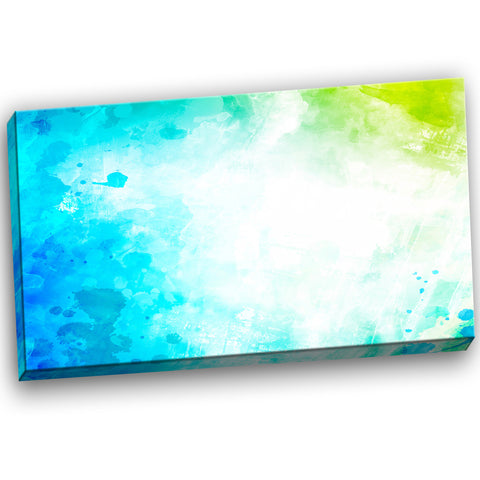 abstract watercolor art abstract canvas artwork PT6153