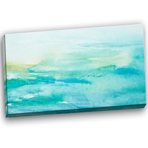 abstract sea close up abstract canvas art print PT6171