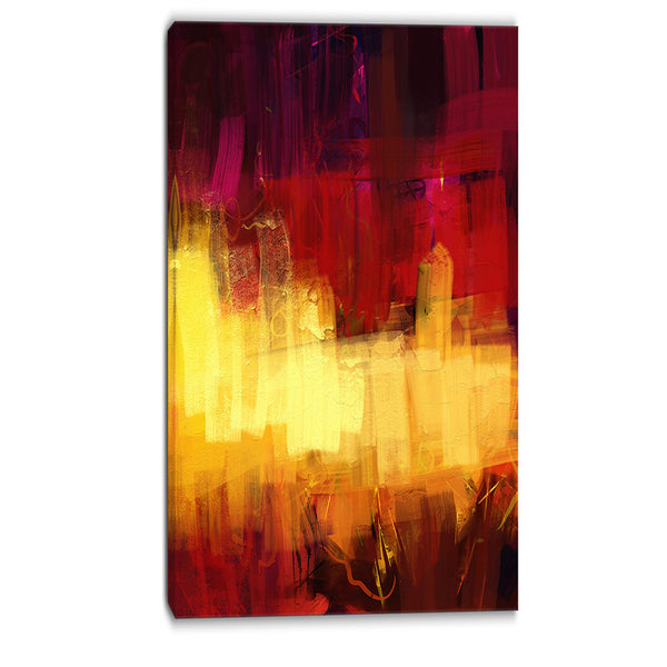 textured digital abstract art abstract canvas print PT6185