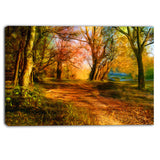 beauty of nature landscape canvas art print PT6401