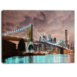 new york city panorama cityscape photography canvas print PT6471