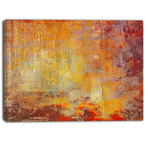 ambient canvas grunge abstract canvas art print PT6531