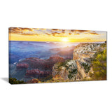 grand canyon landscape photography canvas print PT7056