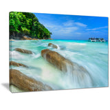 tachai island in thailand landscape photo canvas print PT7106