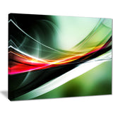 elegant color pattern abstract digital art canvas print PT7700