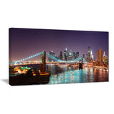 hudson river panoramic view landscape photo canvas print PT8640