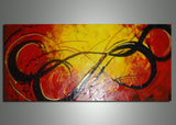 Oil Painting 229s - 32x16in