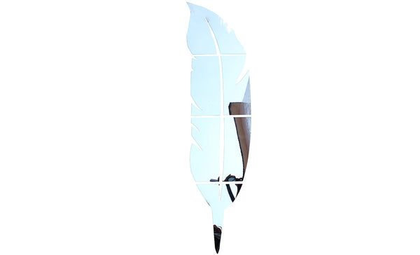 Mirror - Feather - 12x48