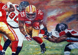 National Football Sport Painting - 40x30
