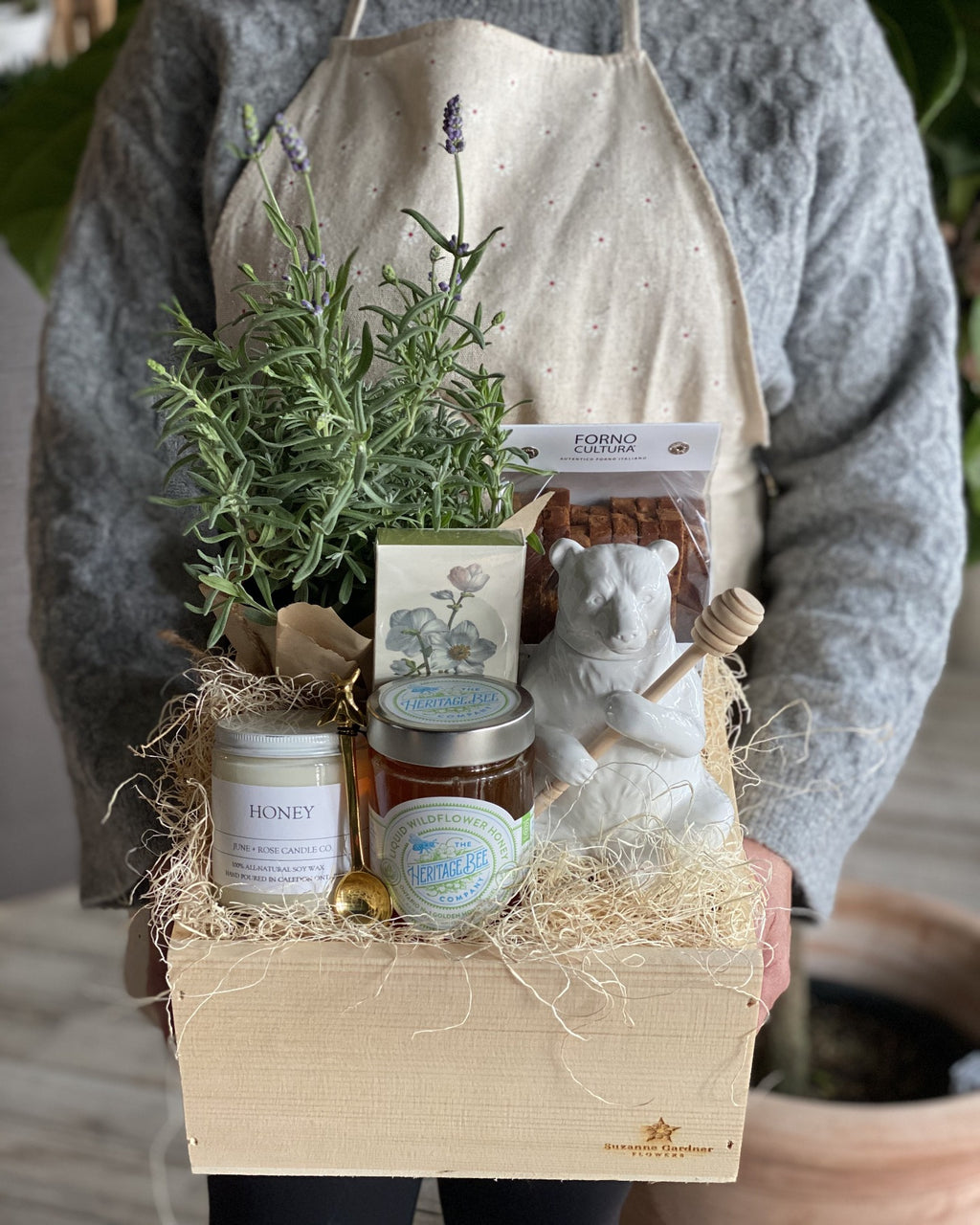Honey Bear Curated Gift Box