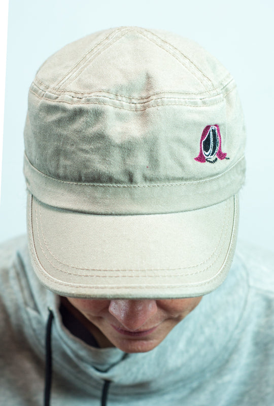 The Hockey Mommy Military Hat
