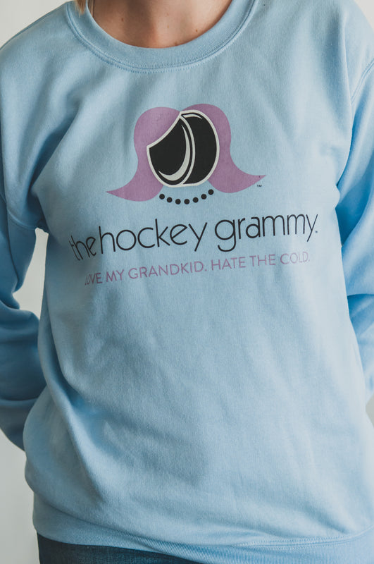 Hockey Grammy Crew Sweatshirt