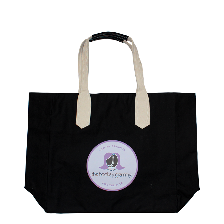 Hockey Grammy Tote