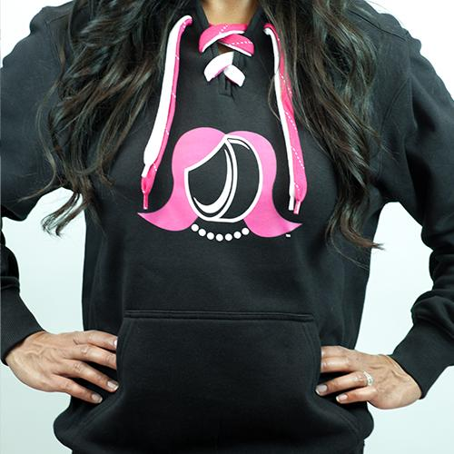The Hockey Lace Hoodie