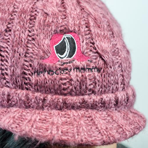The Hockey Mommy Cable Hat